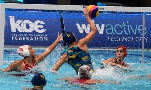 Сборная Казахстана по водному поло проиграла в Суперфинале Мировой лиги