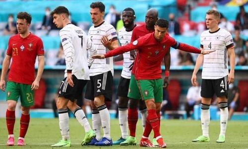 Португалия и Германия устроили голевую феерию на ЕВРО-2020