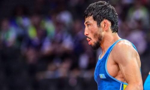 Казахстанский борец греко-римского стиля взял «серебро» международного турнира в Турции