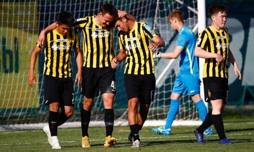 Фарм «Кайрата» забил два гола и не смог победить в матче Первой лиги