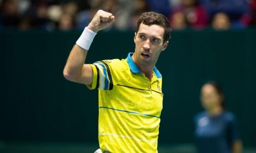 Кукушкин победил в финале квалификации и пробился в основную сетку ATP 250 в Истбурне