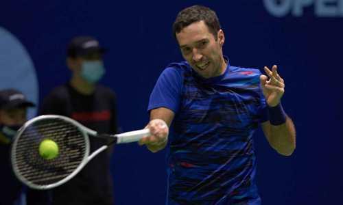 Казахстанские теннисисты сдали позиции в рейтинге ATP