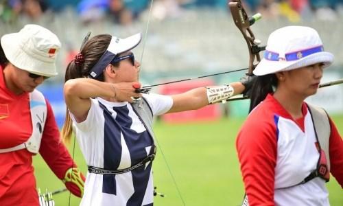 Казахстанки уступили Колумбии на отборочном турнире к Олимпиаде по стрельбе из лука