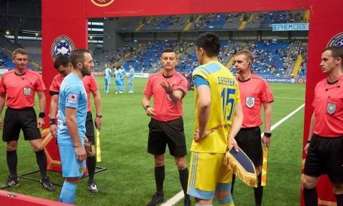 Назначены судьи и инспекторы на матчи 17-го тура Премьер-Лиги