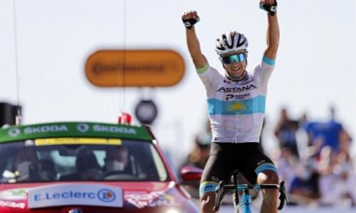 «Астана» объявила состав команды на «Тур де Франс»