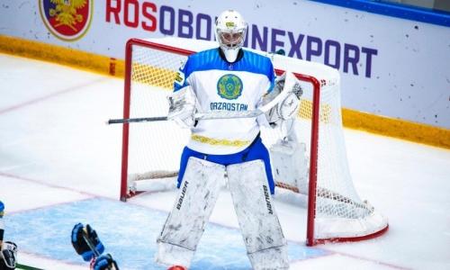 «Нужно перестраиваться». Озвучены шансы Бояркина стать основным вратарем «Барыса»