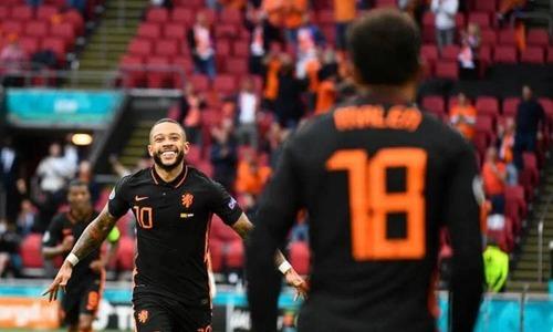 Нидерланды деклассировали Северную Македонию в матче ЕВРО-2020