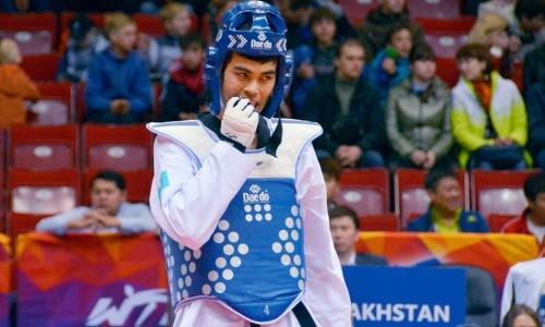 «Поехал, чтобы стать двукратным чемпионом». Казахстанский таеквондист подвел итоги чемпионата Азии в Бейруте