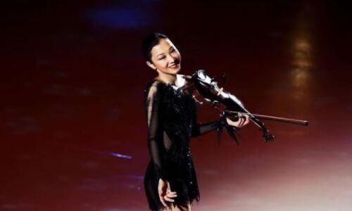 «Настолько круто». Турсынбаева рассказала о своей страсти на льду и в жизни