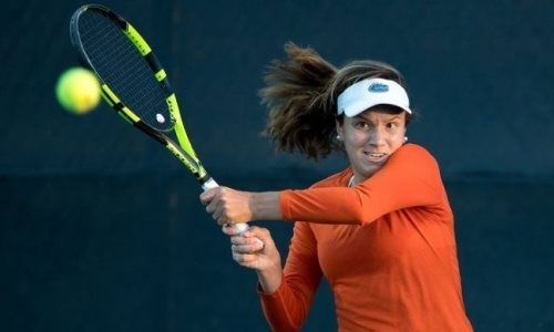 Казахстанская теннисистка не сумела пробиться в полуфинал турнира WTA 250 в Германии