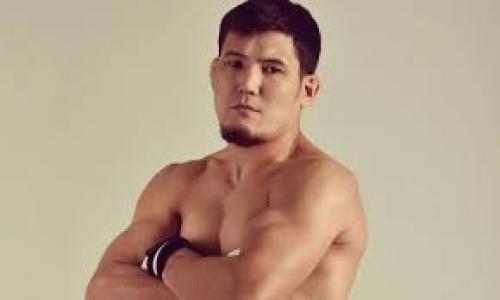 Казахстанский «Бизон» назвал дату своего следующего боя. Подробности
