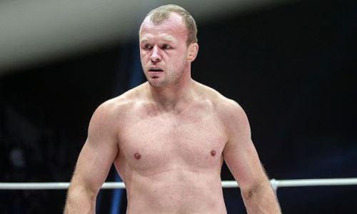 Шлеменко не согласен с Хабибом насчёт возвращения бойцов на былой уровень после поражений