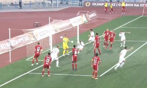 Видеообзор матча Премьер-Лиги «Кайсар» — «Тобол» 1:3