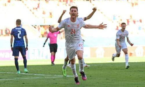 Испания деклассировала Словакию в матче с незабитым пенальти и вышла в плей-офф ЕВРО-2020