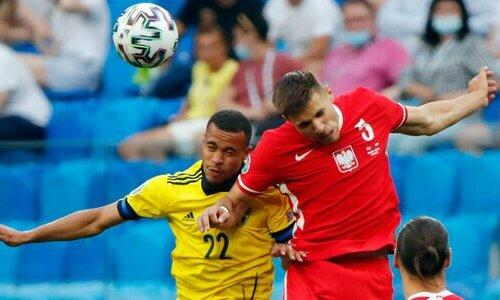 Сборная Швеции на последних минутах дожала Польшу и вышла в плей-офф ЕВРО-2020