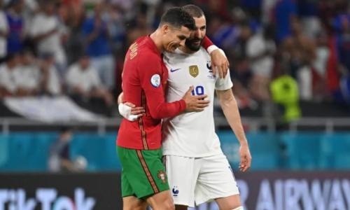 Португалия и Франция устроили голевую феерию с тремя пенальти и двумя дублями на ЕВРО-2020
