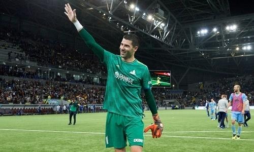 Ненад Эрич вспомнил прекрасные времена «Астаны» с большим тренером