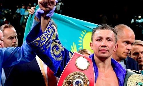 Головкин близок к бою с чемпионом WBA. Известны дата и место проведения