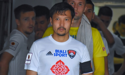 Байжанов стал вторым рекордсменом «Кайсара» по сыгранным матчам