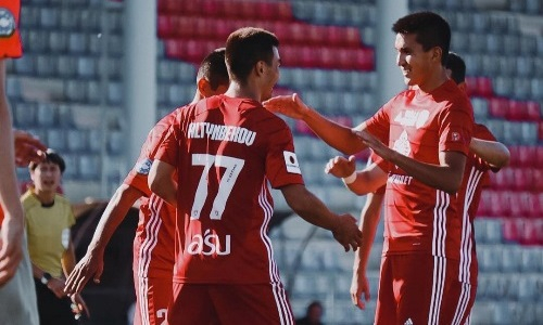 «Байконур» оказался сильнее «Экибастуза» в матче Первой лиги