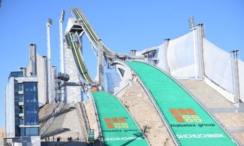 Женский этап Кубка мира по прыжкам на лыжах с трамплина в Щучинске отменен