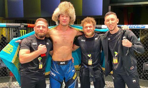 «Шавкат выступил безупречно». Менеджер Рахмонова дал оценку его второй победе в UFC, высказался о бое с Чимаевым и сроках следующего поединка