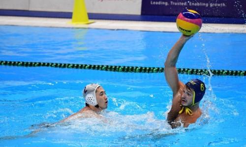 Казахстанские ватерполисты проиграли второй кряду матч суперфинала Мировой лиги