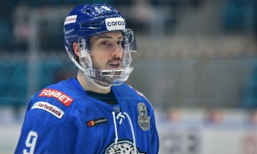 Защитник сборной Казахстана начал подготовку к сезону в КХЛ и показал мощную тренировку. Видео