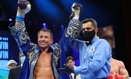 Назван второй боксер Казахстана после Геннадия Головкина