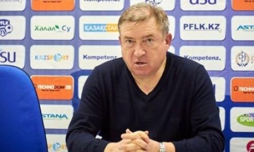 «Переход оказался очень позитивным». Грозный объяснил прогресс соперника Казахстана по отбору к ЧМ-2022