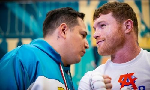 Тренер «Канело» выразил готовность провести бой с чемпионом мира в весе Головкина