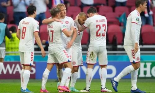 Чехия — Дания: прямая трансляция матча ЕВРО-2020