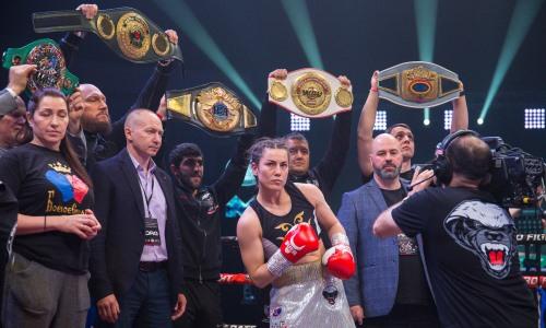 Фируза Шарипова сохранила первую строчку в рейтинге WBA
