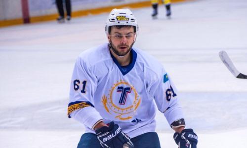 Четыре хоккеиста покинули клуб чемпионата Казахстана