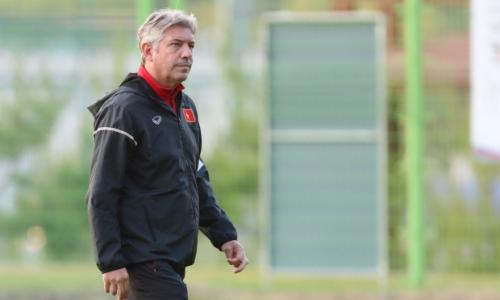 Ушедшего из сборной Узбекистана экс-тренера «Астаны» может сменить немецкий специалист