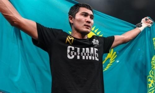 В России назвали казахстанского боксера со стопроцентной перспективой