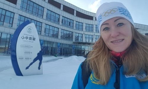 Призер Олимпиады из Казахстана оказалась в центре скандала. Видео