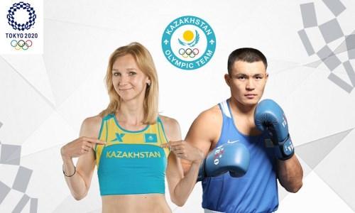Определены знаменосцы олимпийской сборной Казахстана на Играх-2020 в Токио