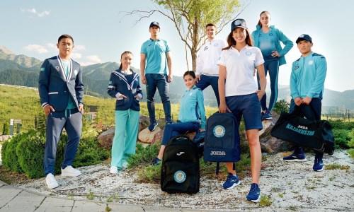 Представлена олимпийская экипировка сборной Казахстана в Токио-2020. Фото