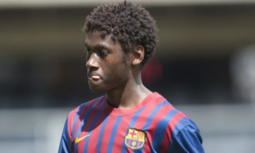 Стал известен срок контракта воспитанника «Барселоны» с «Кайратом»