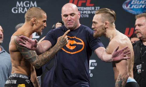 Действующий чемпион UFC назвал победителя третьего боя Макгрегор — Порье