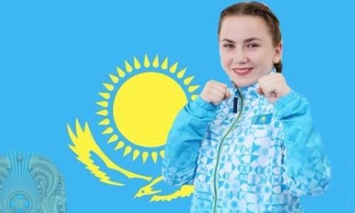 Появилось трогательное видео проводов на Олимпиаду в Токио единственной казахстанки в боксе