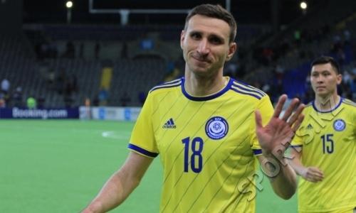 «Актобе» обратился к Шомко после подписания контракта