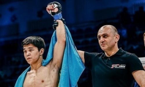 Казахстанскому файтеру предложили бой с двукратным чемпионом мира