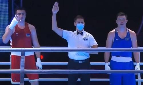 «После боя кулаками не машут». Кункабаев высказался о поражении Джалолову в финале ЧА-2021