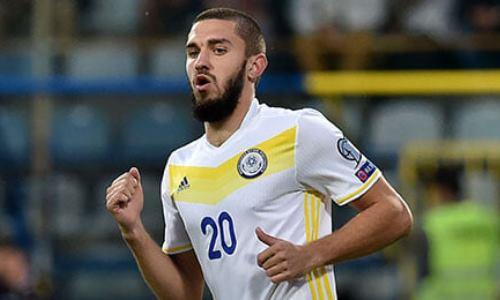 Футболистом сборной Казахстана заинтересовались в зарубежном чемпионате
