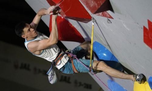 Казахстанский спортсмен стал восьмым на этапе Кубка мира по спортивному скалолазанию