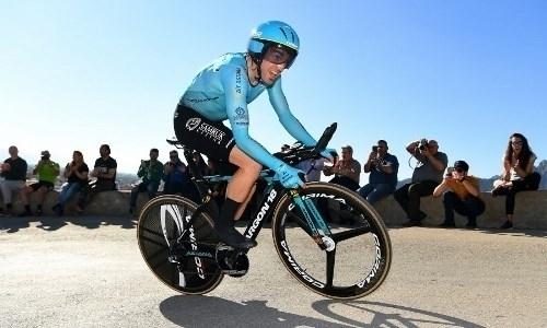 Гонщик «Астаны» финишировал в тройке лидеров восьмого этапа «Тур де Франс»