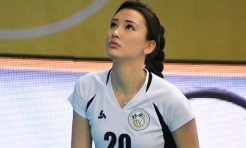Сабина Алтынбекова вошла в ТОП-3 самых популярных волейболисток мира