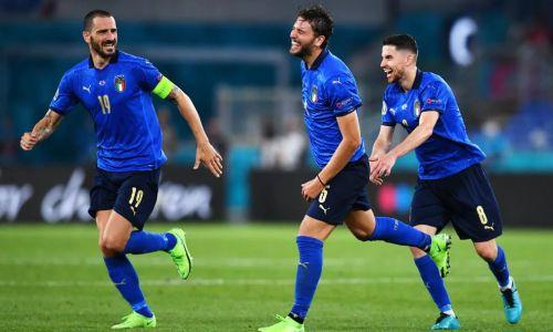 Определились обе полуфинальные пары турнира ЕВРО-2020